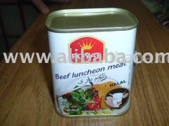 Carne do almoço