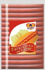 Salsishas de Frango