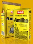 Amido de Milho Amilho Nutril  200g, 400g, 5 Kg