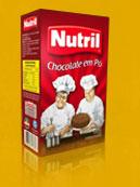 Chocolate em Pó Nutril 150g