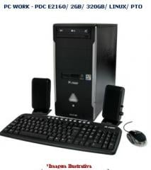 PC WORK-PDC E2160