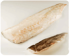 Bacalhau cod morhua filé  (in natura)