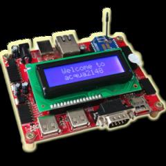 Plataforma de Desenvolvimento com ARM 7