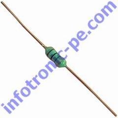 Indutor Axial 1,5uH