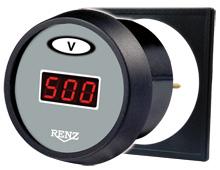 Indicadores digitais RENZ
