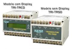 Transdutor de Grandezas Elétricas - Trifásico