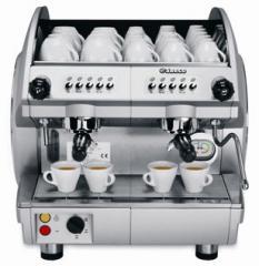 Máquina de Café Profissional Manual AROMA Compacta