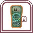 MULTIMETRO DIGITAL ET-1110