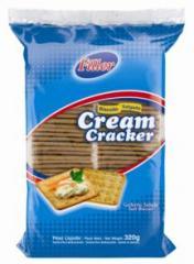 Biscoito Salgado Cream Cracker
