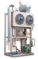 Fabricadores de gelo em cilindro para R-22.
