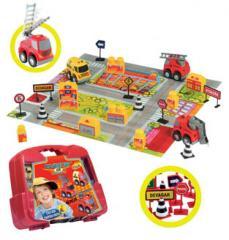 PlayCar Bombeiro