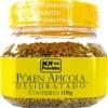 Mel brasileiro do pólen da abelha