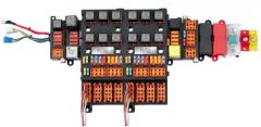 Central Eletrica Modular Automotiva