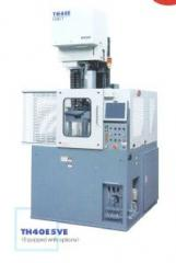 Máquinas de Reaquecimento e Estiramento e Sopro de