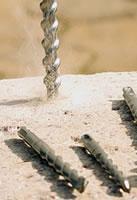 Brocas em aço níquel-cromo de alto rendimento