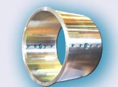 Bucha Bimetálica (Metal Patente)