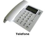 Telefone TE - 400