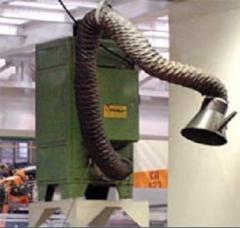 Sistemas de ventilação e exaustão