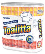 TOALITTA 2 ROLOS