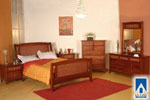"Dormitorio ""Bali Bedroom Set"""
