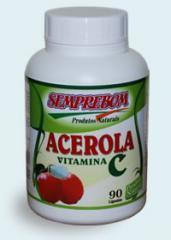 Acerola - 90 Cápsulas