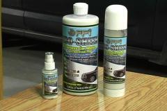 Eco sheen lavagem a seco,cristalização e polimento