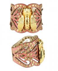Braceletes de Couro Kabupy - K0312.25/141