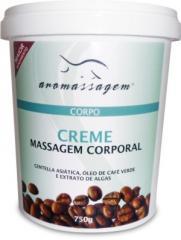 Creme de Massagem Corporal 750 g Aromassagem. Com