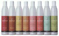 Shampoos e Condicionadores da Essencial com polpas
