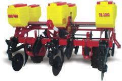 Plantadora Adubadora Hidraúlica linha PA 2000 /
