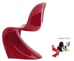 "Cadeira ""Panton"""
