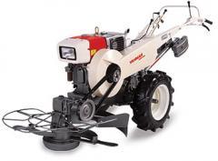 Cultivador Motorizado TC12 com Roçadeira Frontal