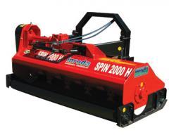 SPIN 2000H Triturador Rotativo