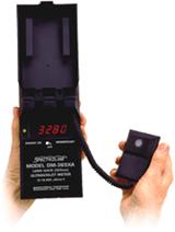 Medidor de Luz Negra DM-365X