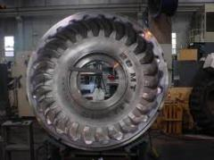 Moldes de pneus