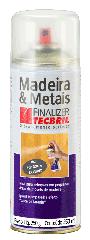 Spray para madeira e metais