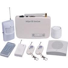 Sistema de alarme de GSM