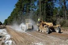 Materiais de construção de estradas