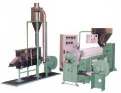 Conjunto para Granulação a seco - PVC