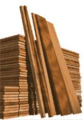 Arcos, cabrios, vigas de madera