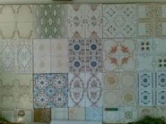 Pisos, azulejos e revestimentos