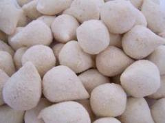 Semi-produtos de padaria, congelados