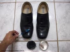 Graxa para sapatos