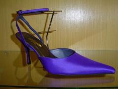 Calçados, modelo feminino