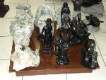 Esculpturas Granitos