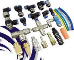 Acessorios pneumaticos e hidraulicos