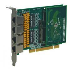 Placa PCI 8E1
