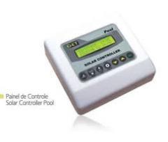 Controladores para sistemas de aquecimento solar