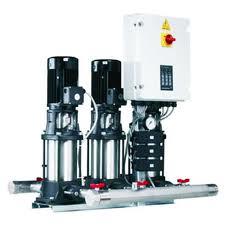 Sistemas pressurização de água automatico