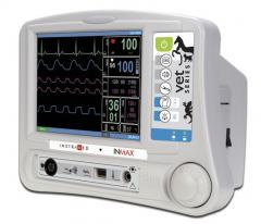 InMax VET Monitor Multiparamétrico Veterinário